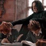 Ron y Harry.. y Snape.jpg